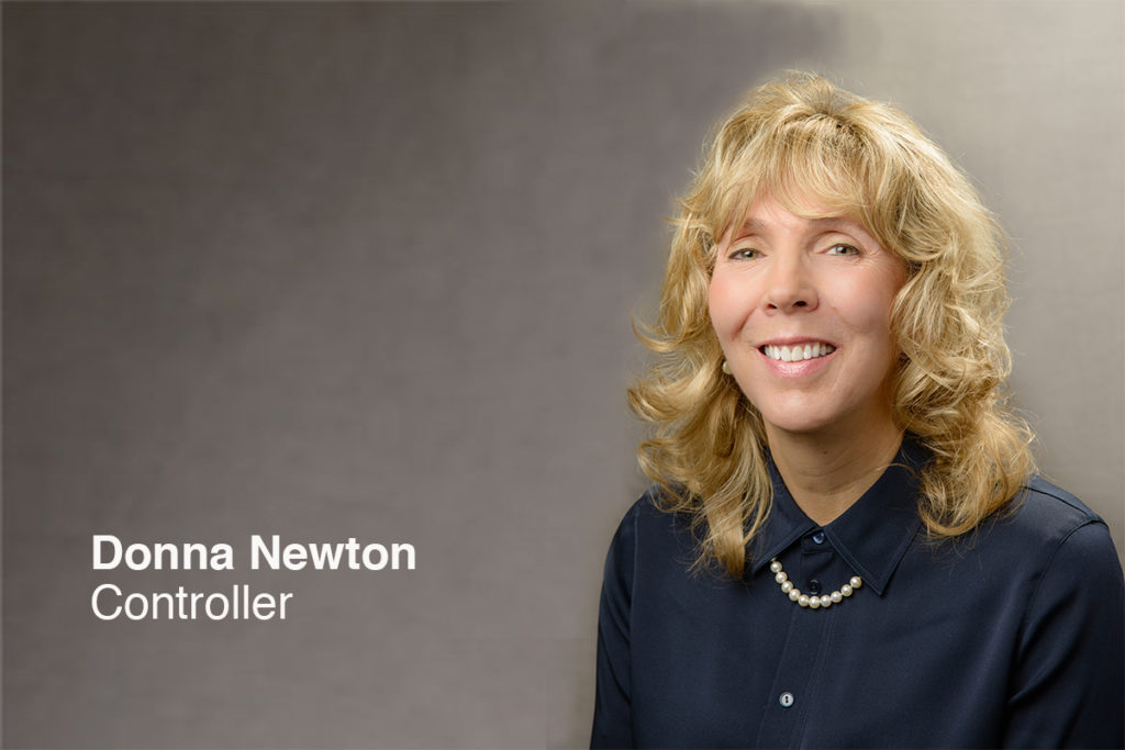 Our Team, Donna Newton