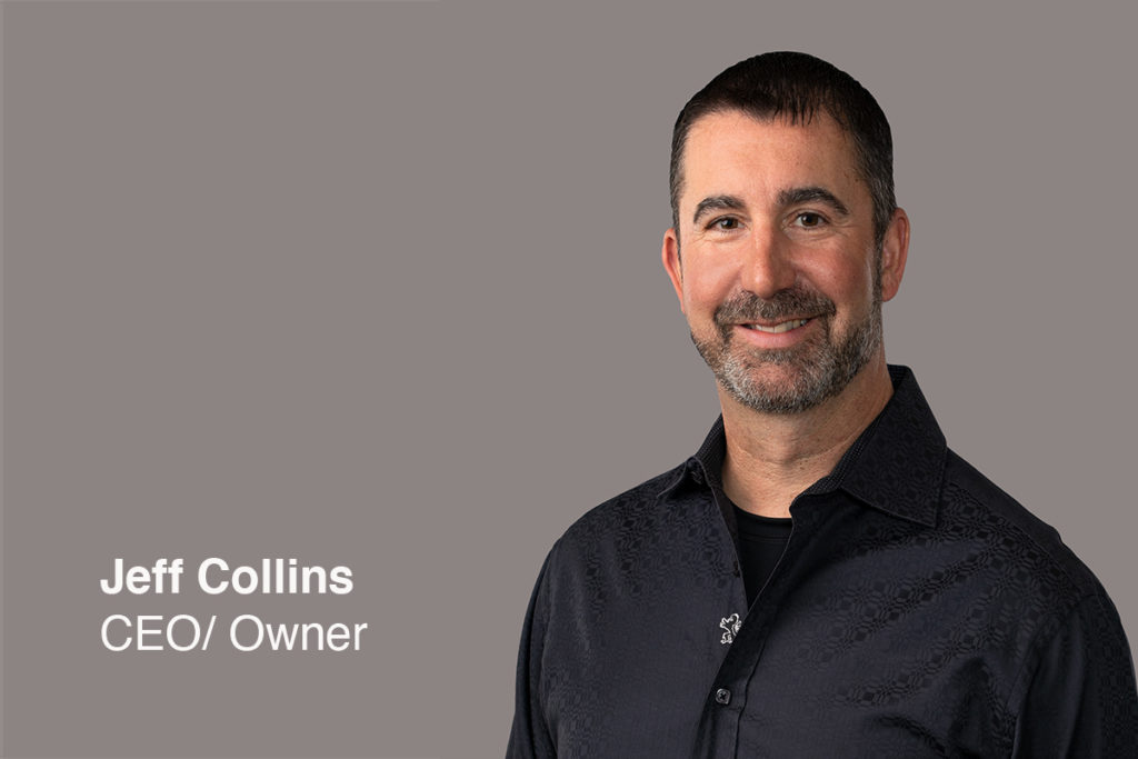 Our Team, Jeff Collins